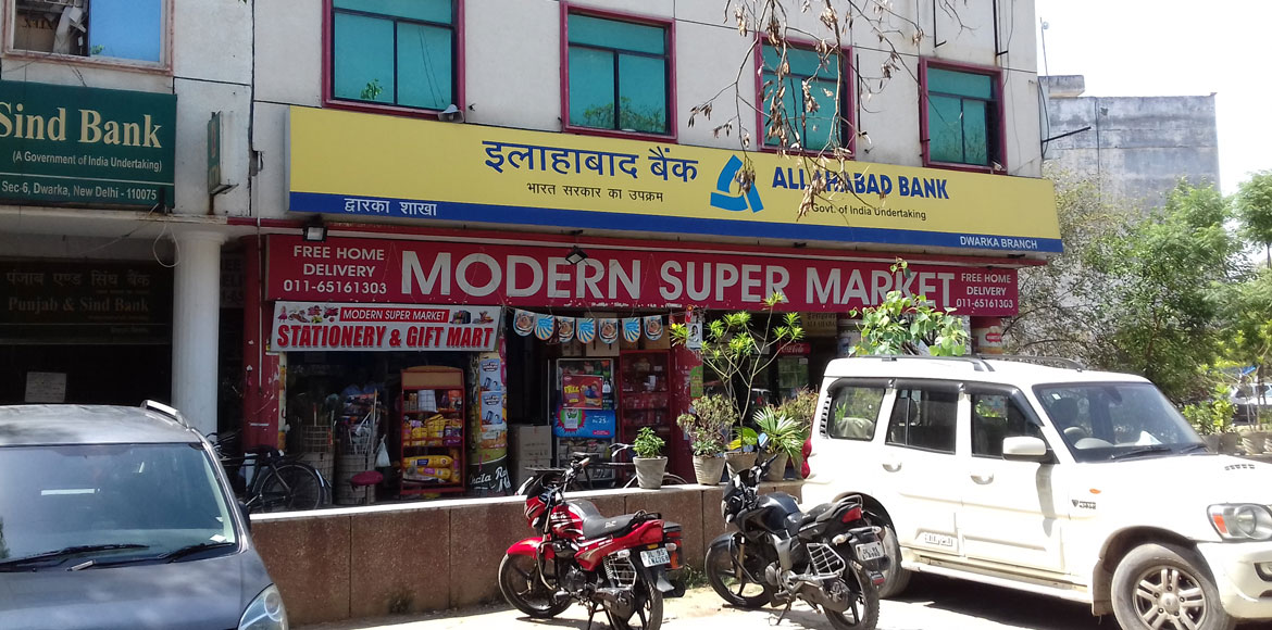 Dwarka: Lack of civic amenities makes life miserable for shopkeepers, residents