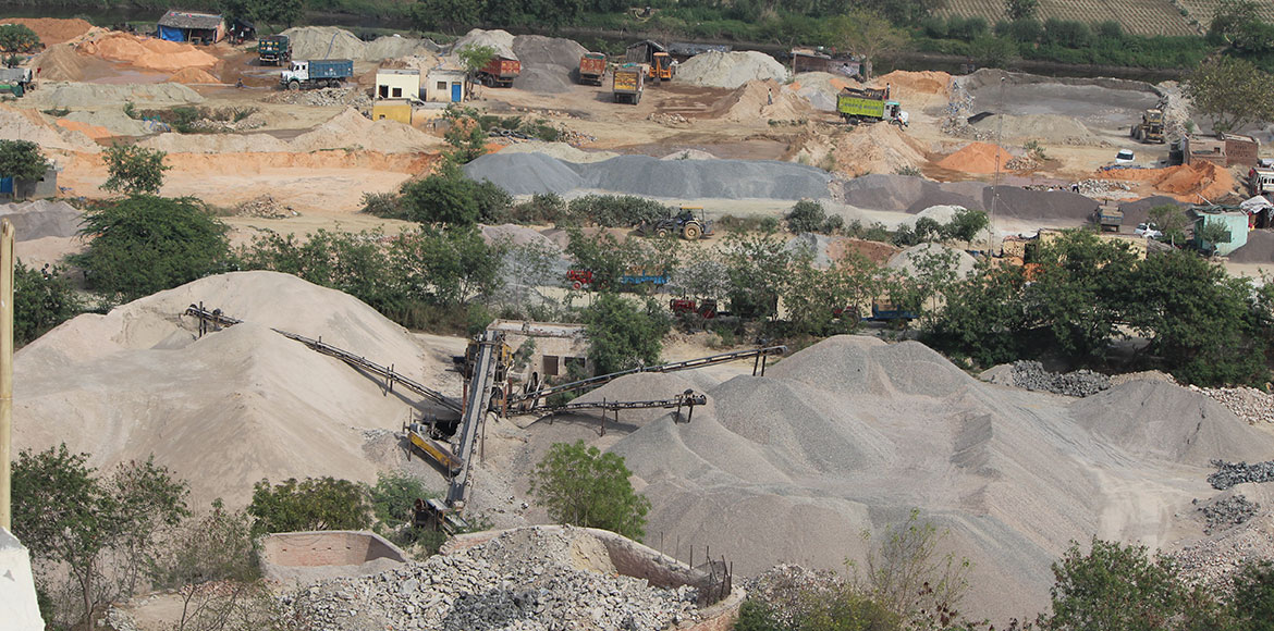 Gzb: GDA to remove illegal stone crusher near Indirapuram, residents rejoice