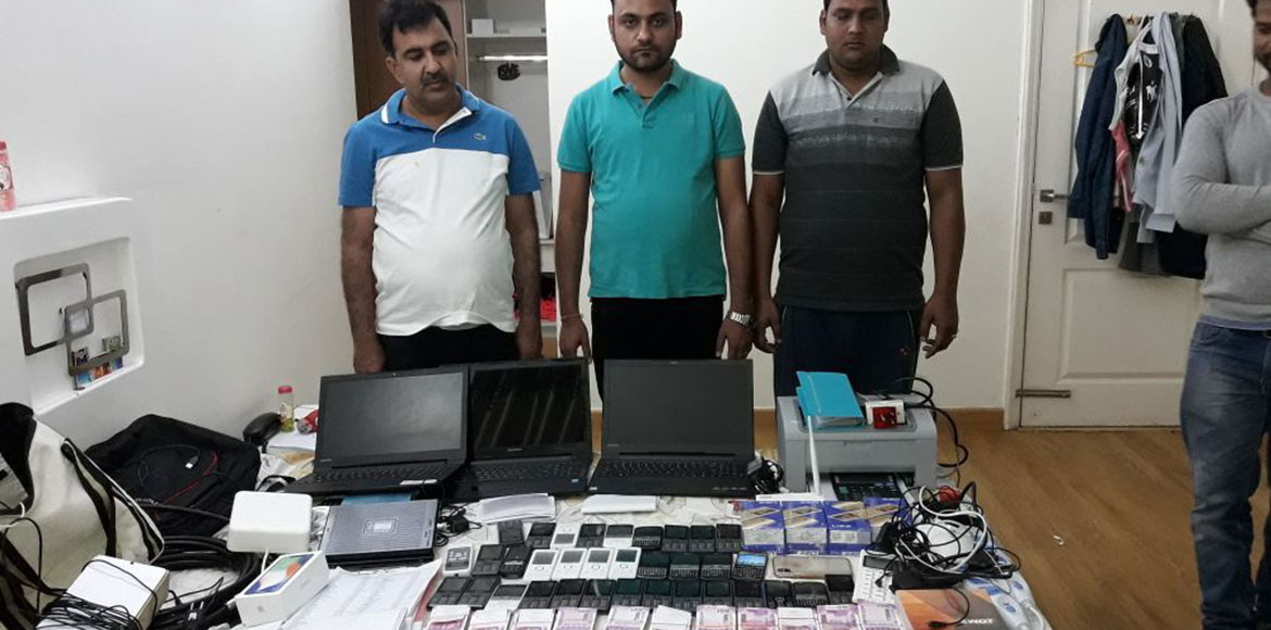 IPL betting racket busted in Noida extension, four bookies arrested