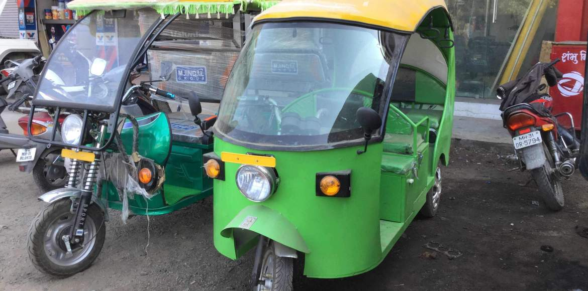 Gurgaon: DLF Phase 2 will now have its own e-rickshaw service