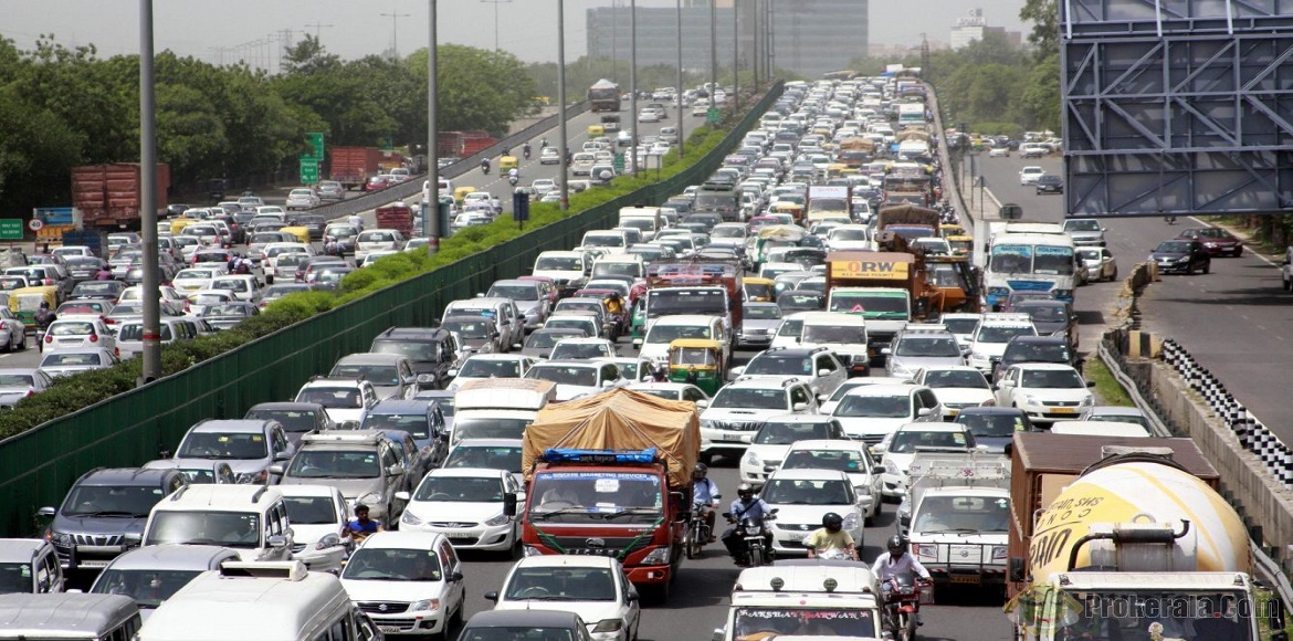 SC/ST protests engulf NCR, disrupt traffic. Avoid