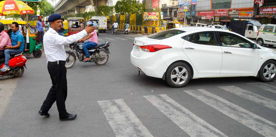 Noida Traffic police gets 50 marshals, set to receive 250 more soon