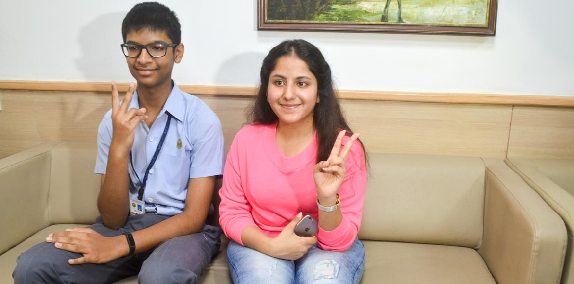 CBSE Class X exams: Noida students claim joint second rank on all-India level