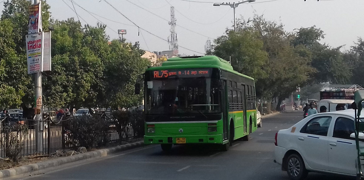 Poor frequency of DTC buses makes life miserable for Dwarka residents