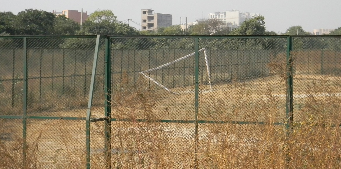 DDA's claims of football promotion not consistent with bad ground conditions