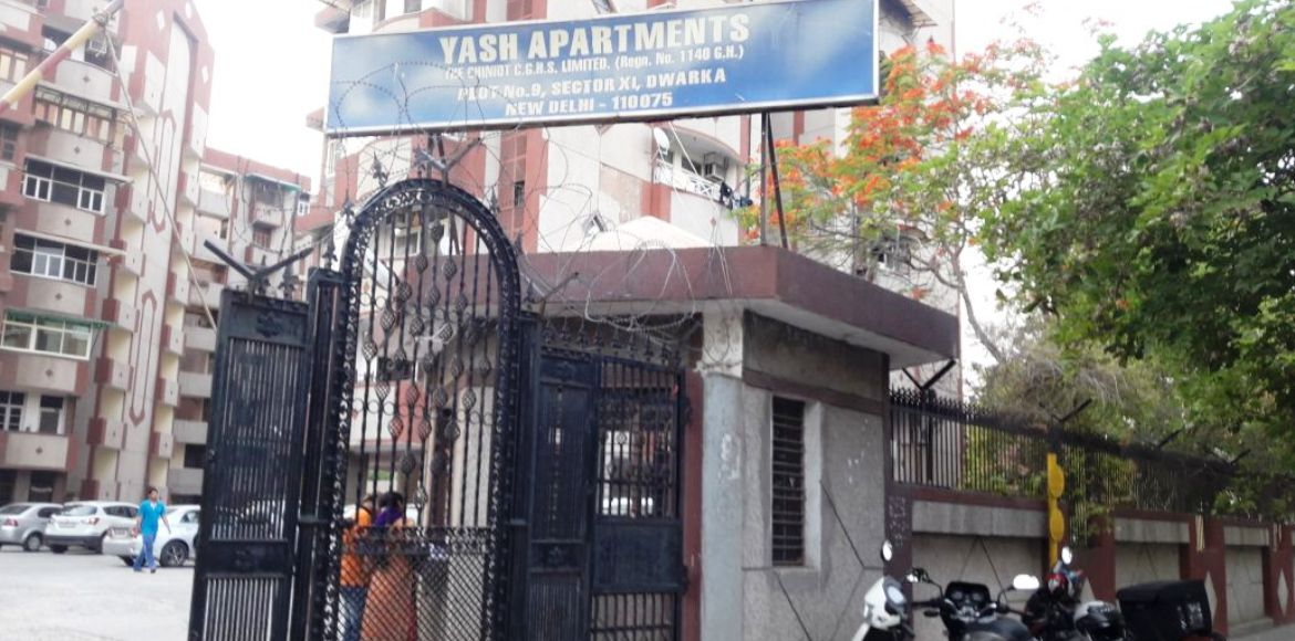 Dwarka's Yash Apts shells out Rs 48,000 every month on water... why!