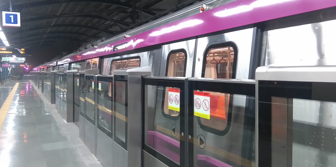 Delhi Metro's Magenta line to reduce Noida-Gurgaon journey time by 40 minutes