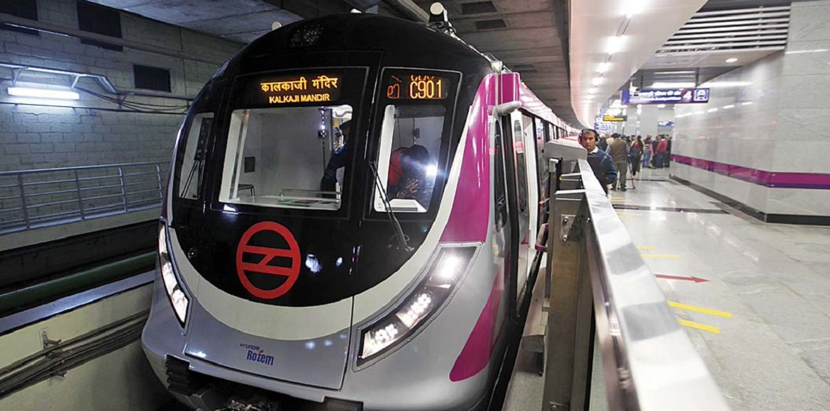 Delhi Metro's network expands to 277 km with opening of Magenta line
