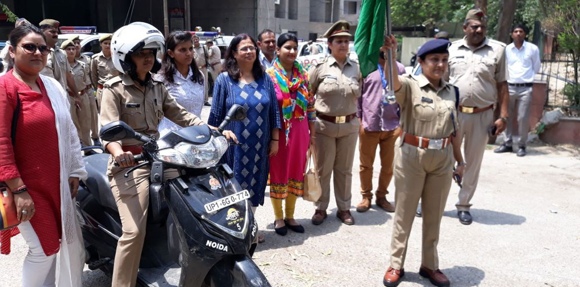 Gautam Budh Nagar police launches 'Operation Pink' to ensure women's safety