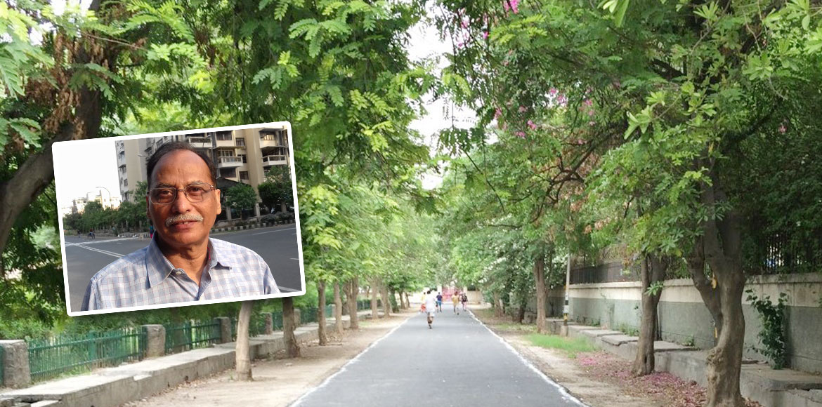 Resident Speak: Gokul Garden Park and nearby areas undergo huge transformation