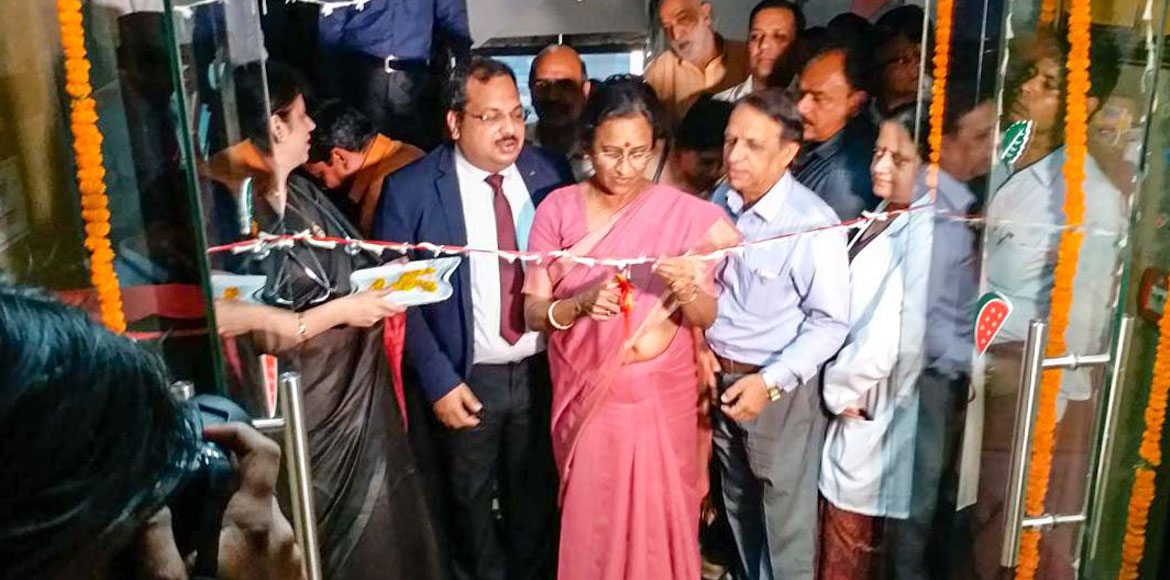District Early Intervention Center opened in Noida