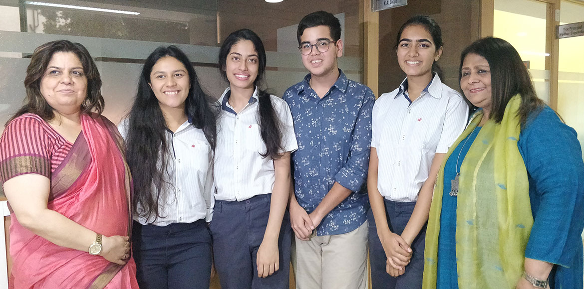 ICSE, ISC exam results: Gurgaon students are toppers of Delhi-NCR