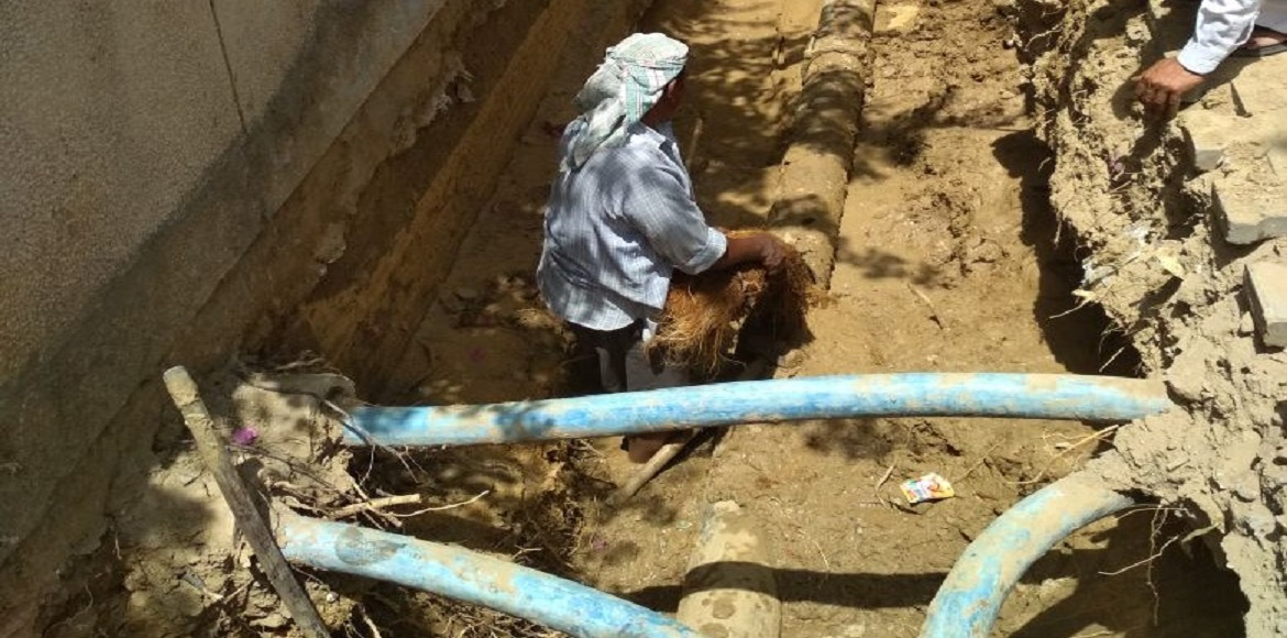 Tree roots uproot underground pipelines, hit water supply to Dwarka societies