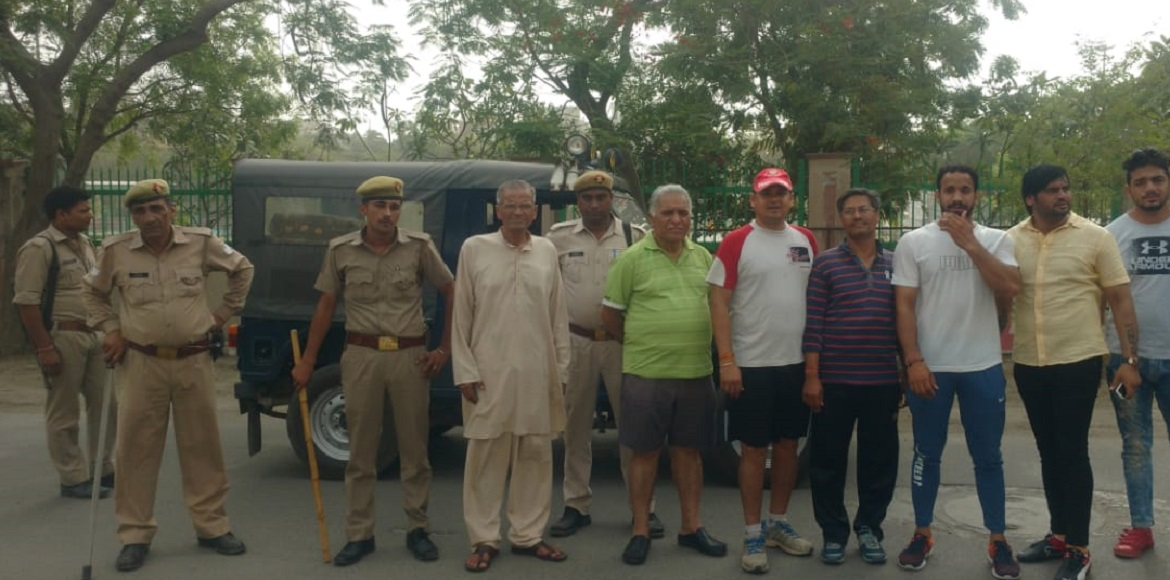 Noida: RWA seeks security after attack on sanitation staffs by striking workers