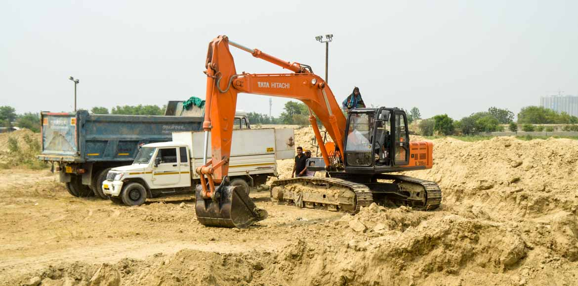 Noida: Contradiction in master plan as SLF proposed in recreational green area