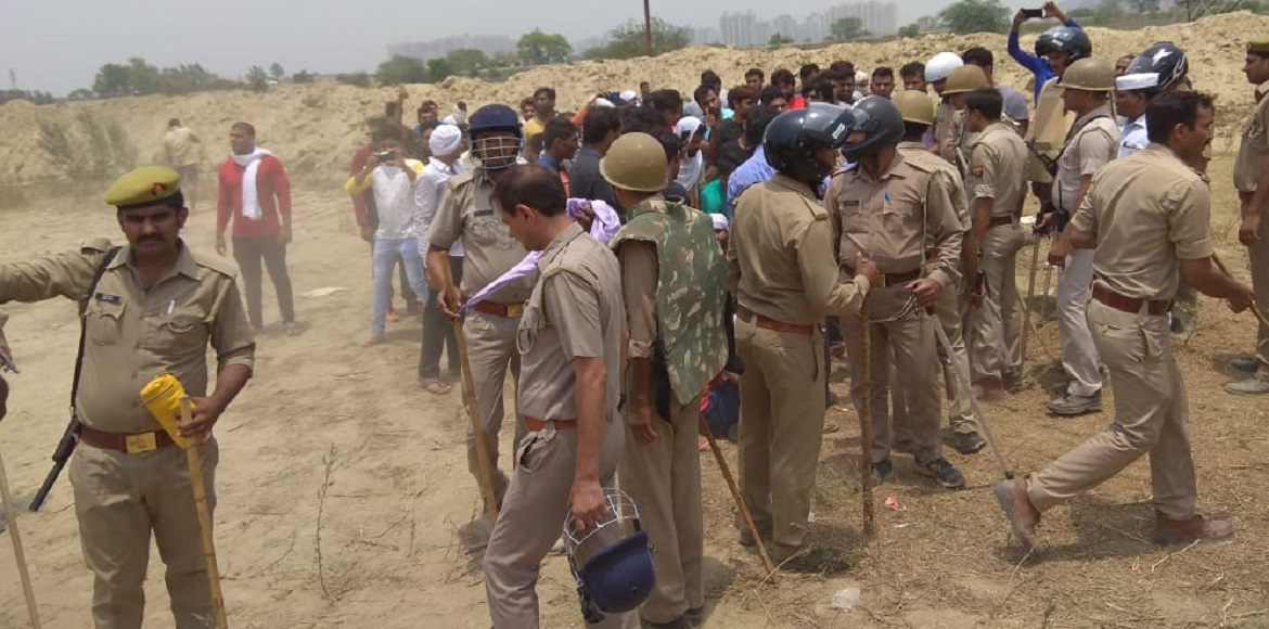 Noida landfill issue: 26 people sent to jail; 45 arrested under section 151