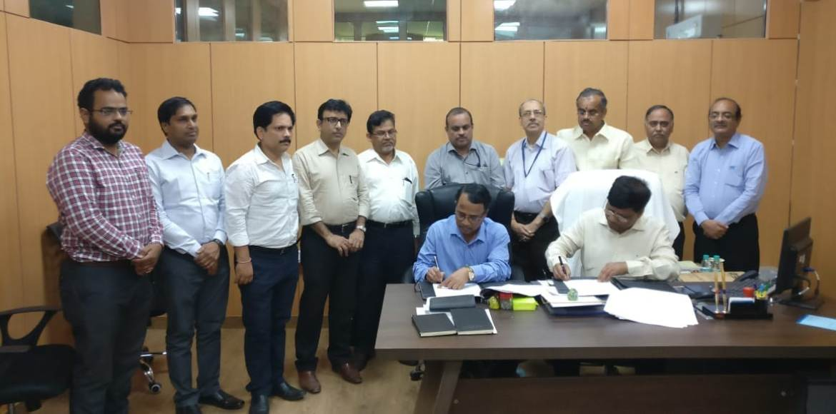 NTPC and Noida Authority sign MoU for waste water supply