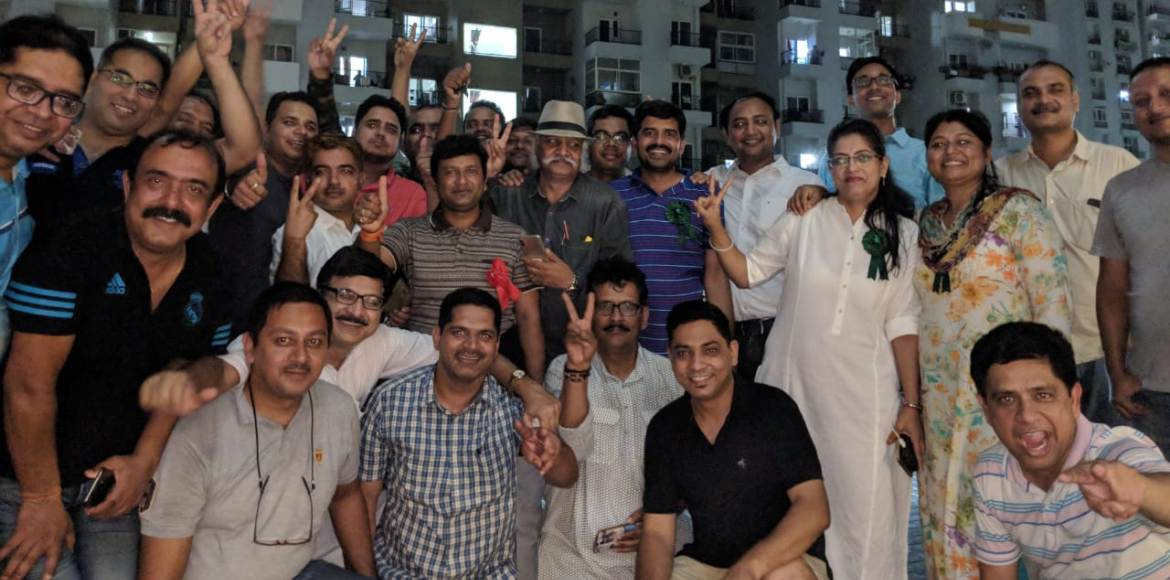 Elections concluded for Homes 121 and Arihant Arde