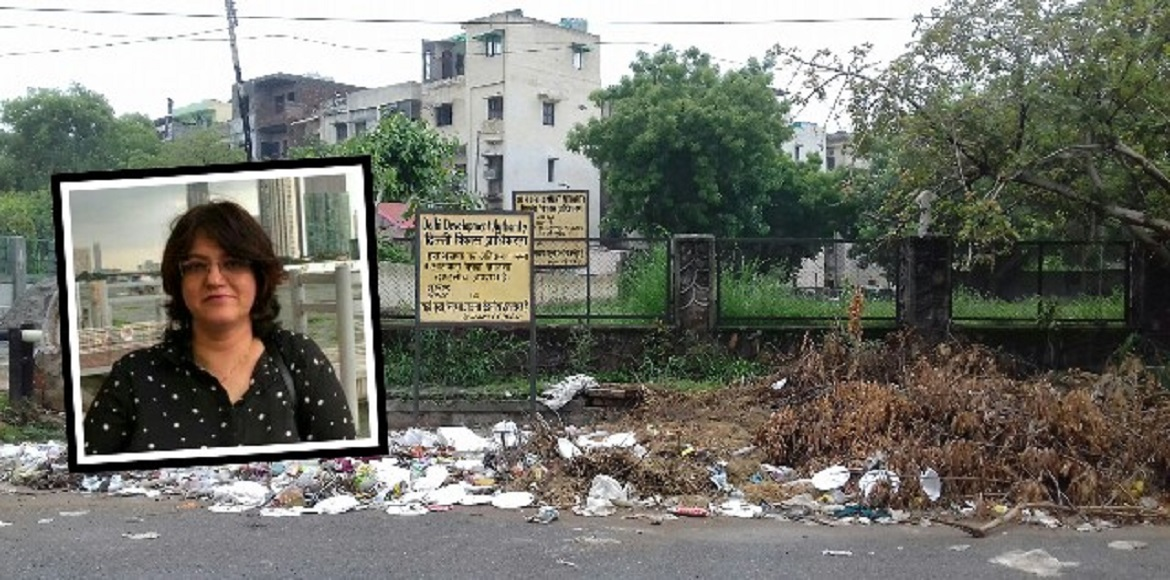 RESIDENT SPEAK: SDMC neglects horticulture waste management in Dwarka