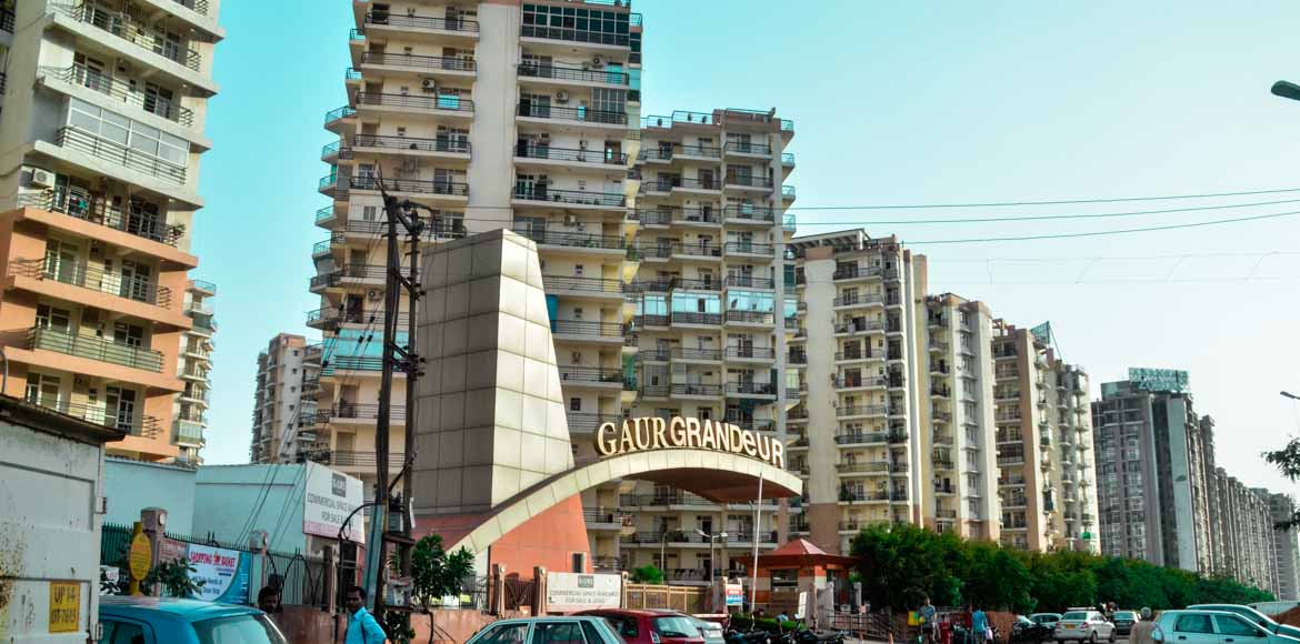 Noida: Gaur Grandeur residents demand justificatio