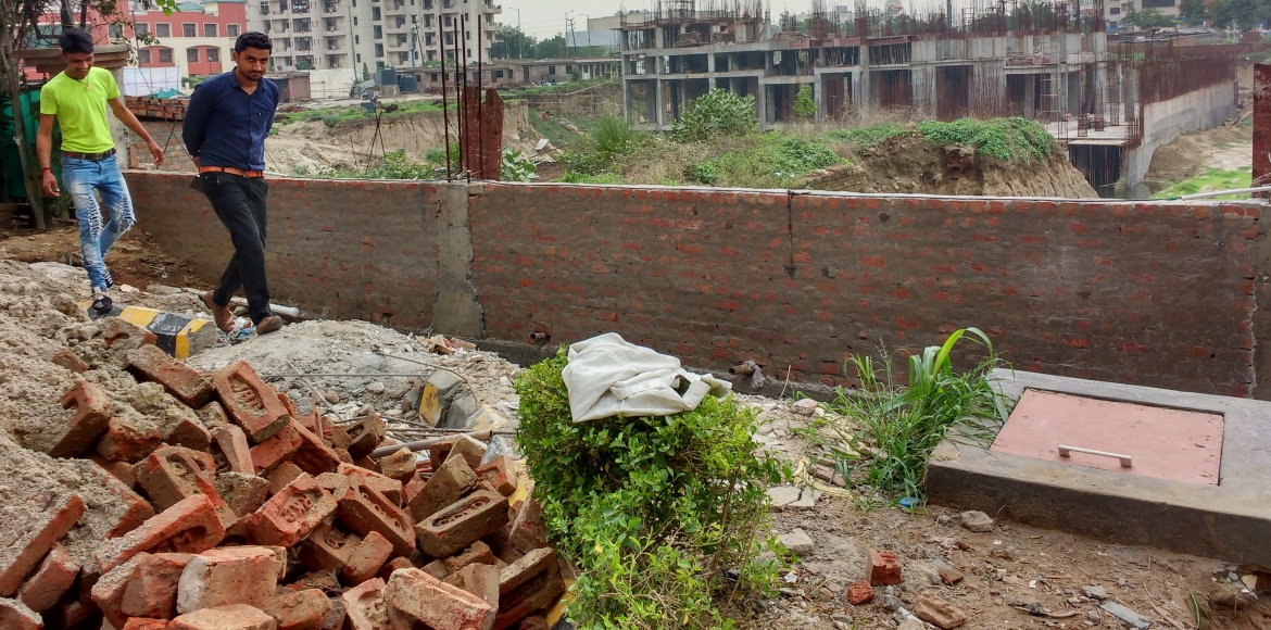 Gaur Valerio residents continue to live in fear af