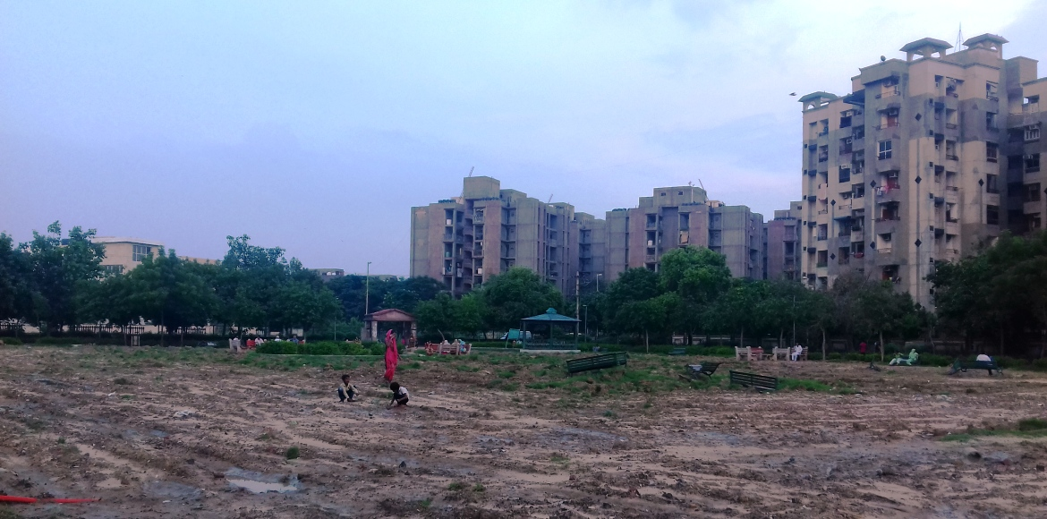 DDA takes up development of abandoned parks in Dwa