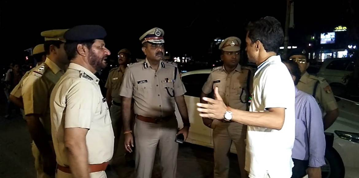 Dwarka: RWAs call for security measures to continue post I-Day
