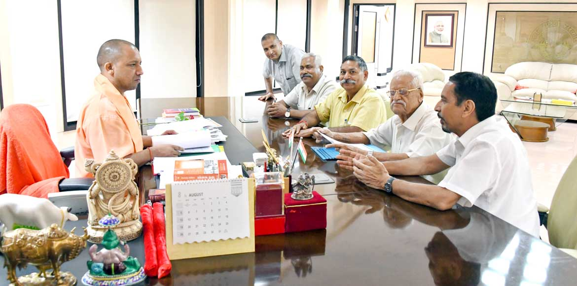 FONRWA members meet CM to demand resolution of common issues