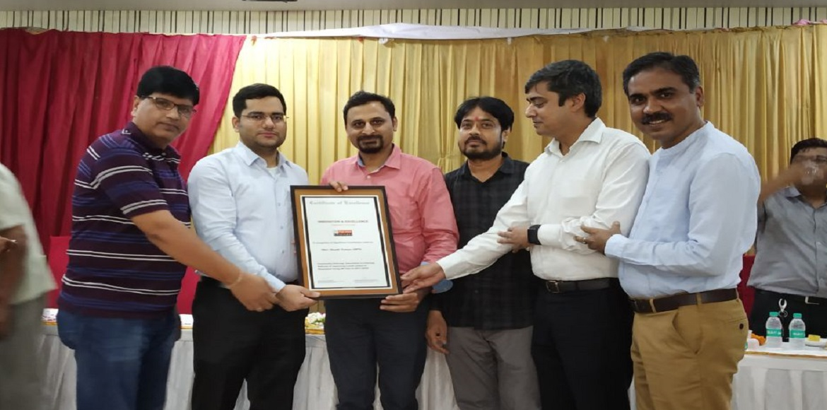 Ghaziabad: Outgoing SP city felicitated at Cloud 9 Auditorium