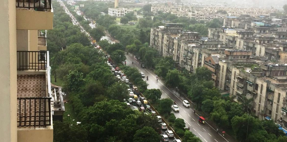 NEWS FLASH: Bumper-to-bumper traffic on CISF Road;