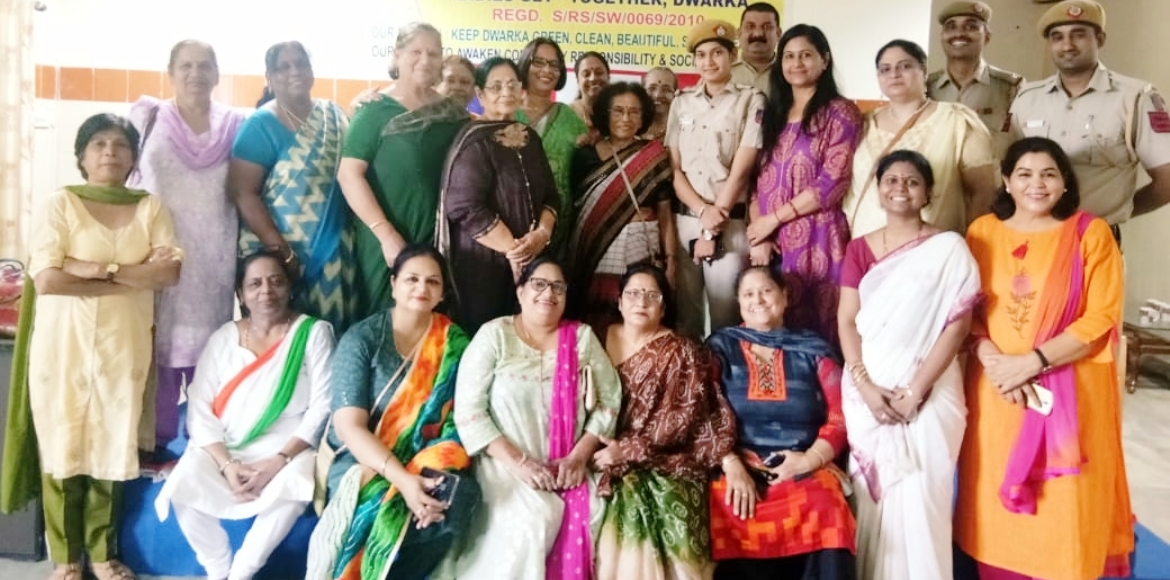 Dwarka women celebrate Hariyali Teej with activities galore