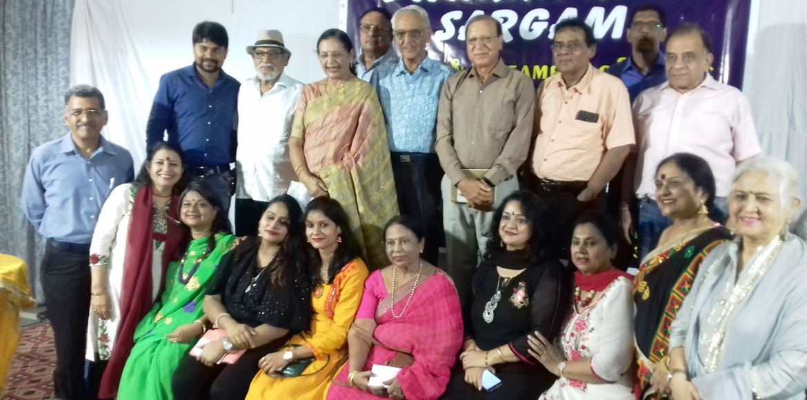 Green Heaven Apt, Dwarka, hosts a musical evening for community singers