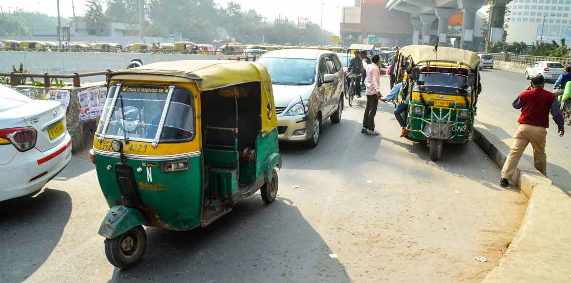 Delhi: Auto-rickshaws, taxis to be off the roads d