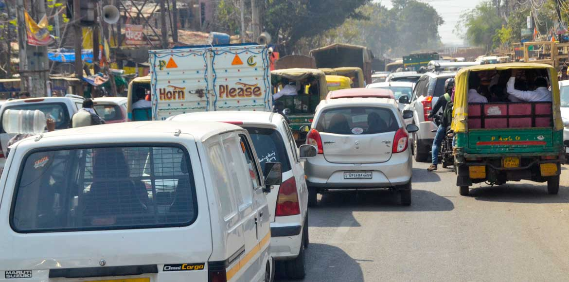 Farmers' protest march to cause traffic snarls in East Delhi, Noida, Ghaziabad