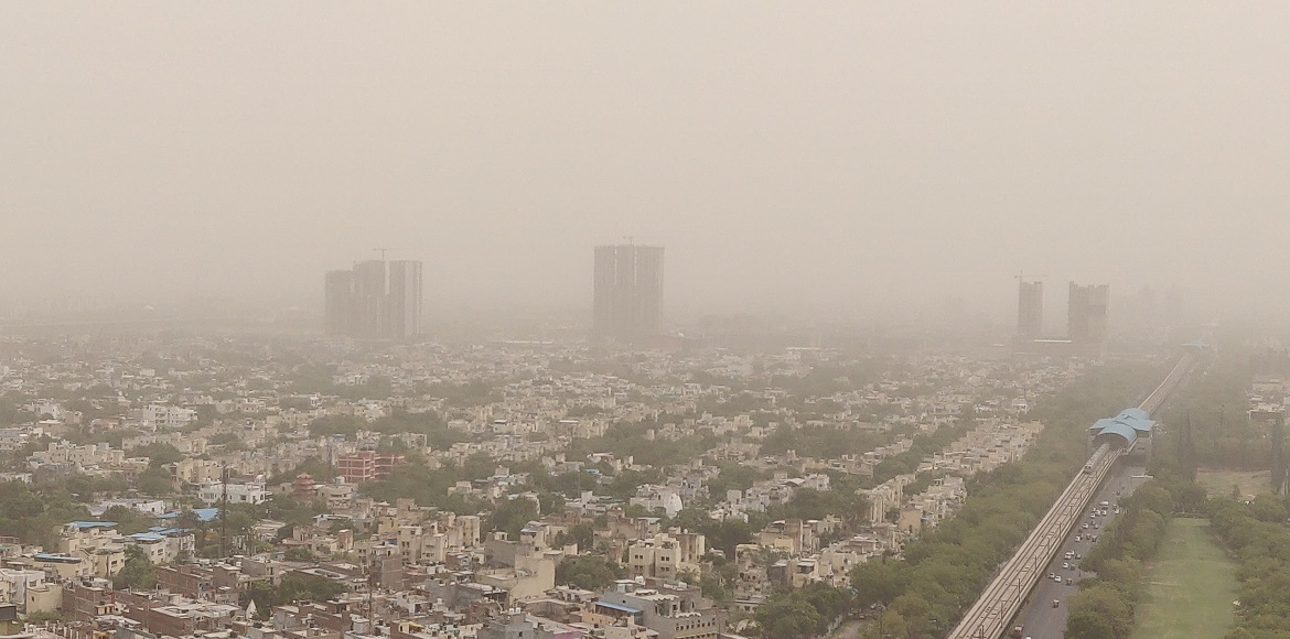 Air quality worsens ahead of winter in Delhi, Noid