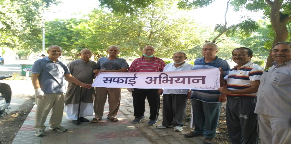 Dwarka celebrates Gandhi Jayanti by organising cleanliness drives