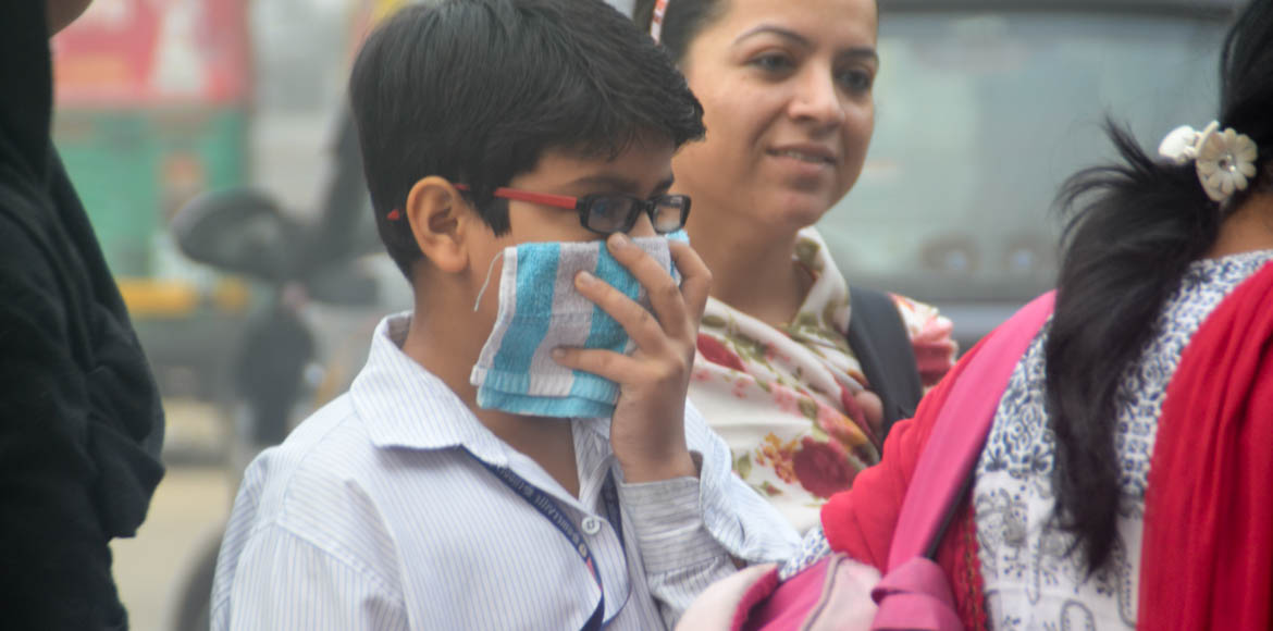 Ghaziabad tops chart of most polluted city; advisory issued