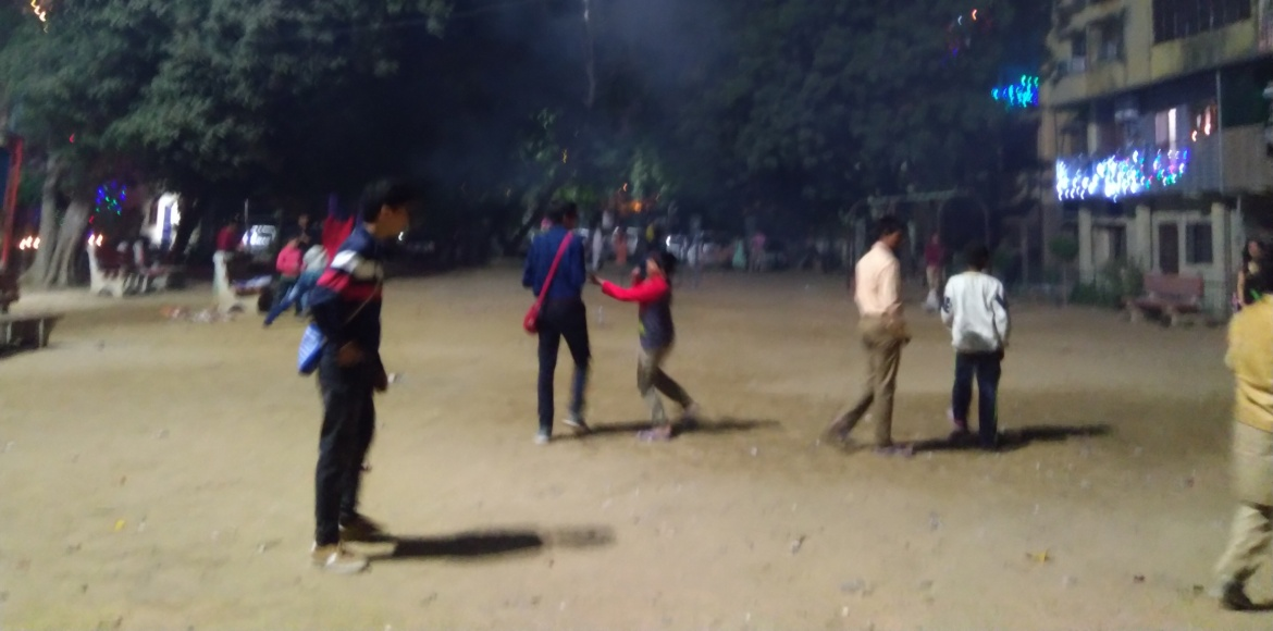No takers for sites picked for burning of crackers