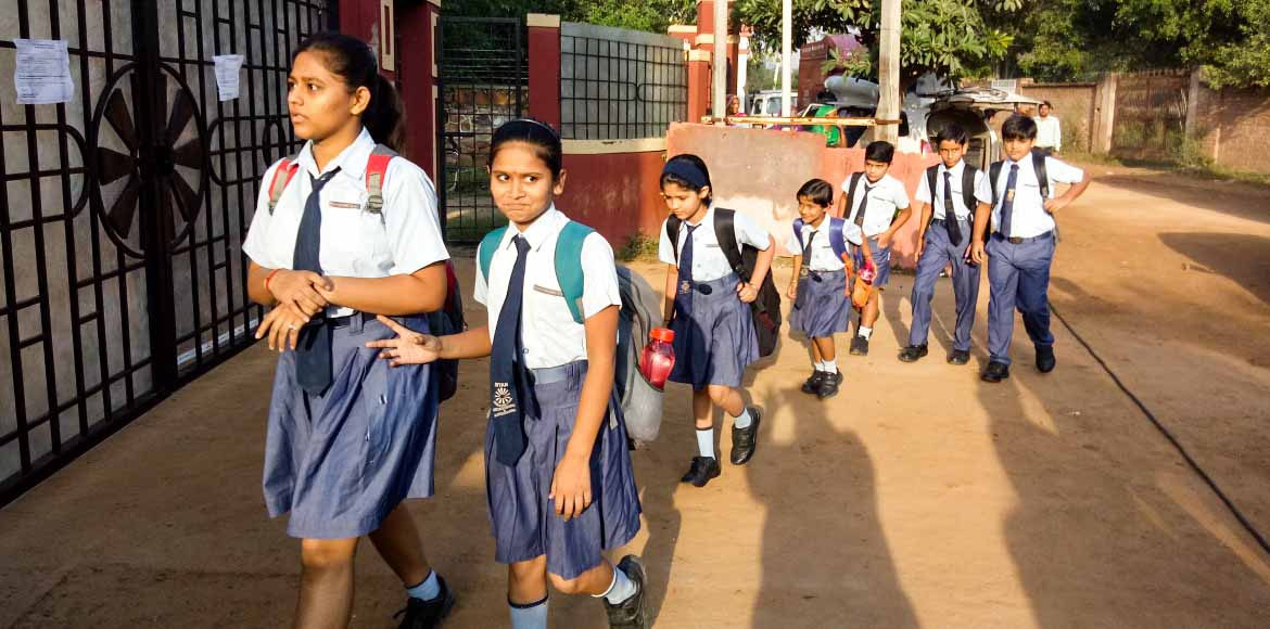 No more homework for class I, II students; weight of school bags fixed