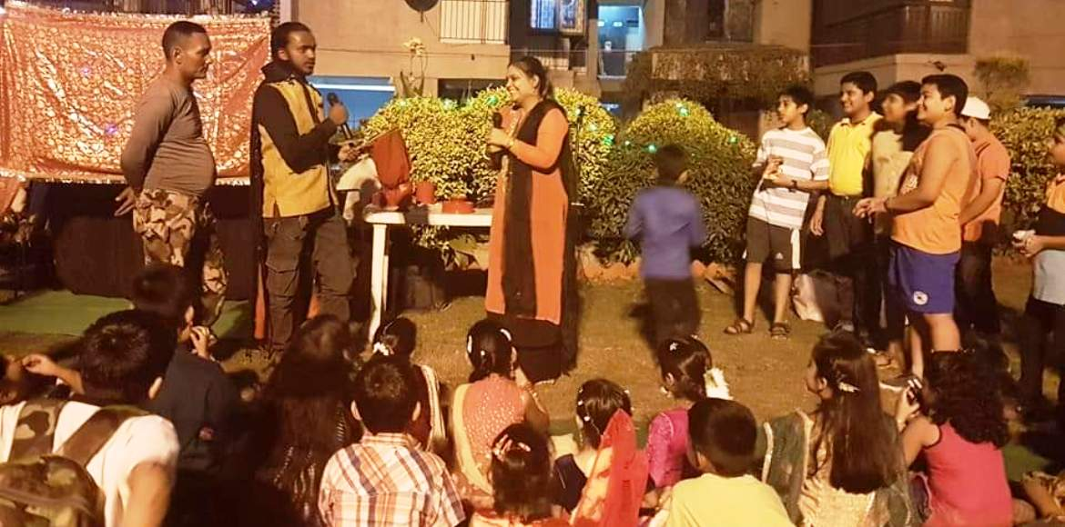 Diwali melas in Dwarka turn into tools of awareness