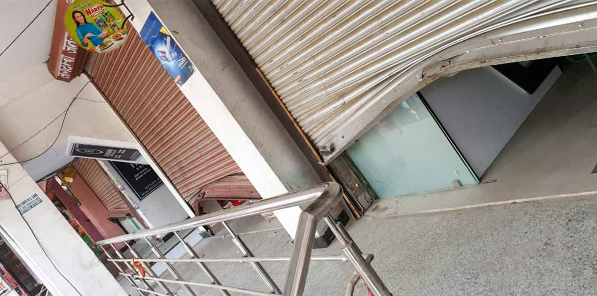 Eight shops burgled in Sector 8, Dwarka