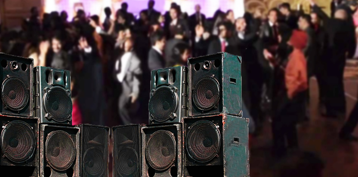 Loud wedding music becomes a nuisance for Crossings' residents