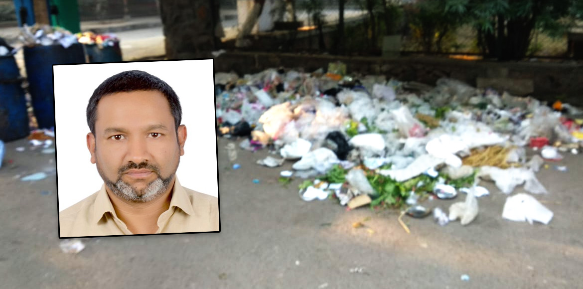 RESIDENT SPEAK: 'Plastic menace continues to hold Dwarka in grip'