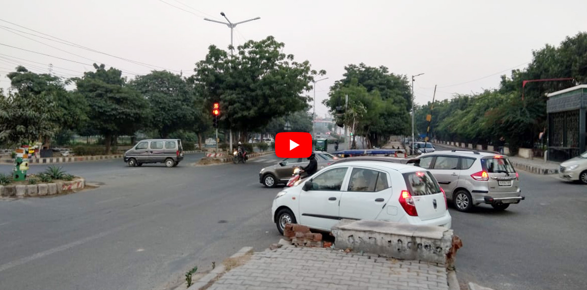 Dwarka: What happens when a T-point turns into a c
