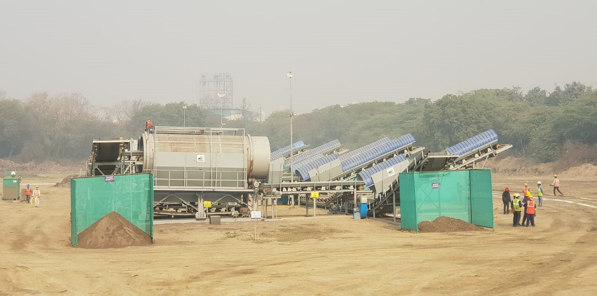 Noida's first waste remediation plant becom