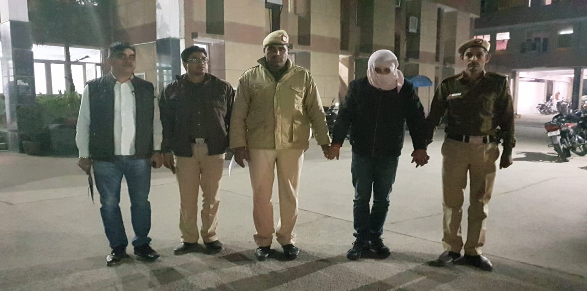 One arrested in Dwarka cop hit-and-run case
