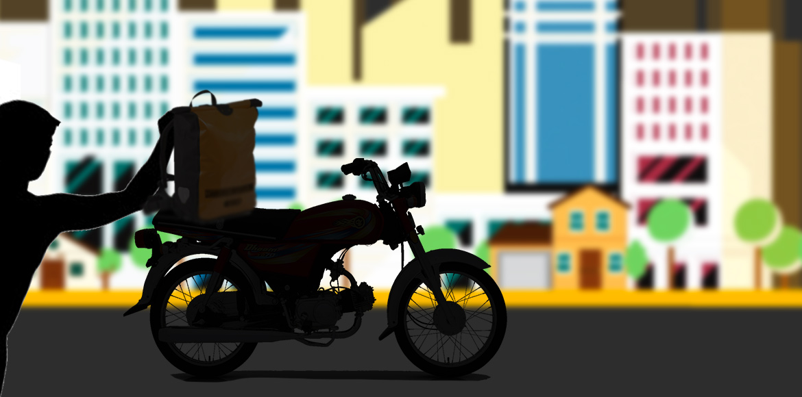 Delivery boy's bag with items worth Rs 1.5 lakh stolen in I'puram