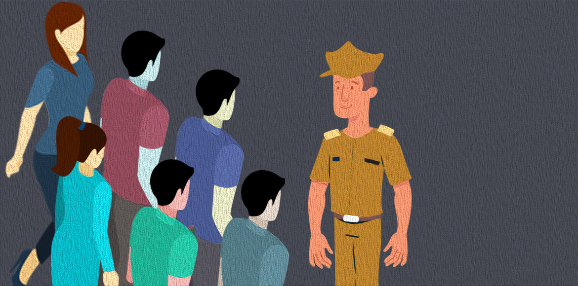 Noida SSP tells local cops to work on their image