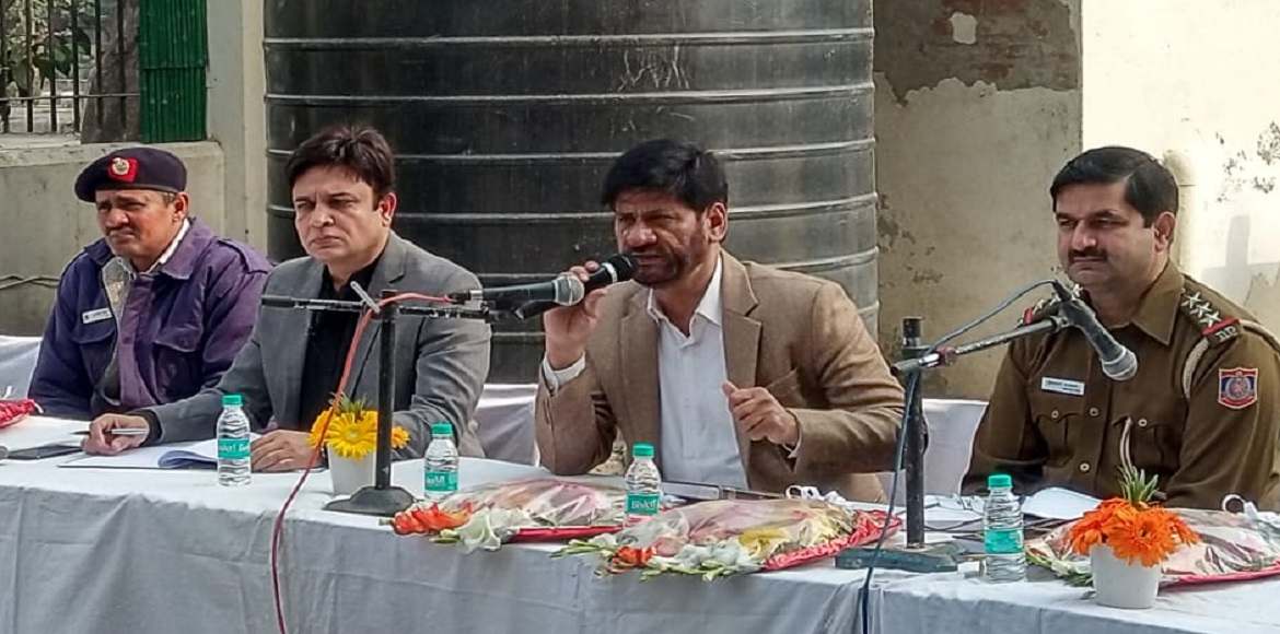 Dwarka: Residents raise host of pertinent issues w