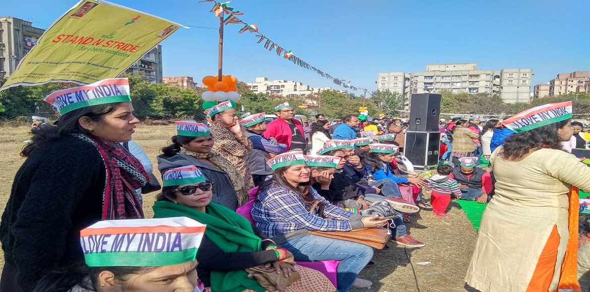 PHOTO KATHA: Dwarka celebrates 70th Republic Day w